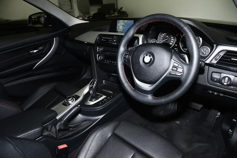 BMW 320D Sport Line F30 Sport Line. Sedan 4dr Spts Auto 8sp 2.0DT
