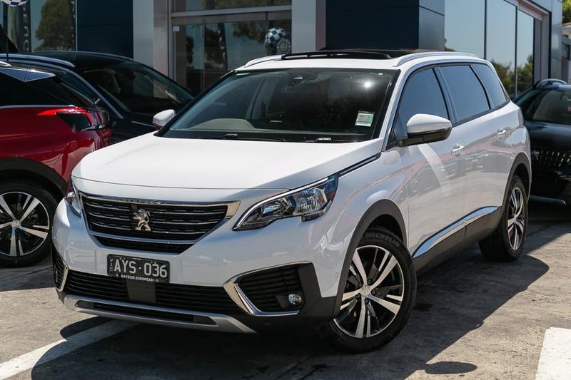 2018 Peugeot 5008 Allure Automatic