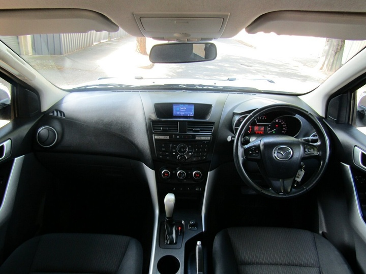 MAZDA BT-50 XT UP XT Utility Dual Cab 4dr Spts Auto 6sp 4x4 3.2DT