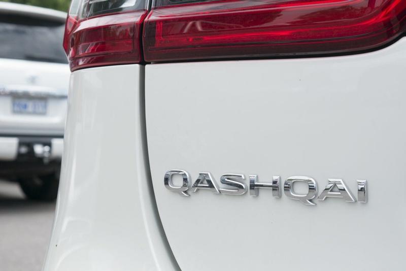 NISSAN QASHQAI N-TEC J11 Series 2 N-TEC Wagon 5dr X-tronic 1sp 2.0i