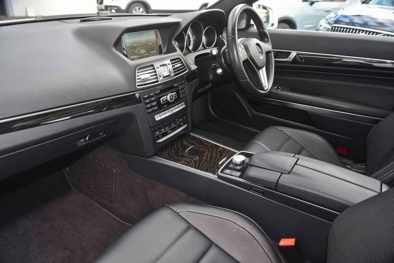 MERCEDES-BENZ E250  C207 Coupe 2dr 7G-TRONIC + 7sp 2.0T [MY15]