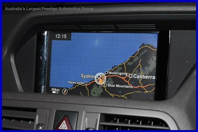 MERCEDES-BENZ E250 CGI Elegance A207 Elegance Cabriolet 2dr Spts Auto 5sp 1.8T