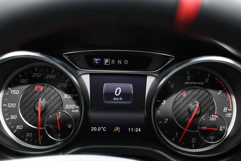 MERCEDES-BENZ GLA45 AMG X156 AMG Wagon 5dr SPEEDSHIFT DCT 7sp 4MATIC 2.0T [Dec]