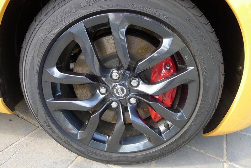 NISSAN 370Z N-SPORT Z34 N-SPORT Coupe 2dr Spts Auto 7sp 3.7i [MY18]