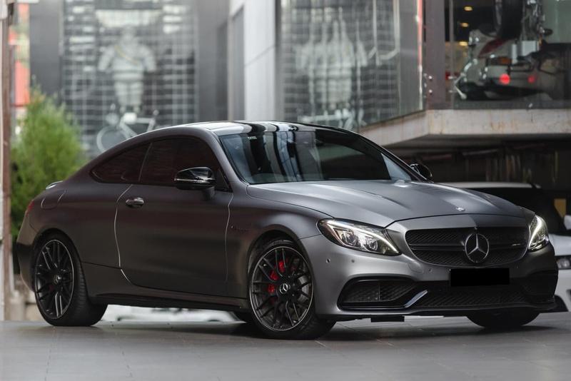 Mercedes Benz C63 Amg C205 S Coupe 2dr Sdshift Mct 7sp 4 0tt