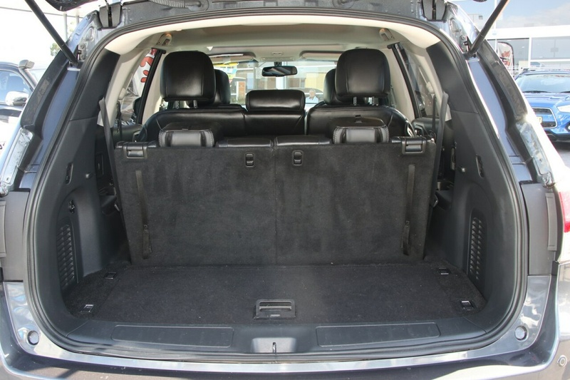 NISSAN PATHFINDER ST-L R52 ST-L Wagon 7st 5dr X-tronic 1sp 2WD 3.5i [MY14]