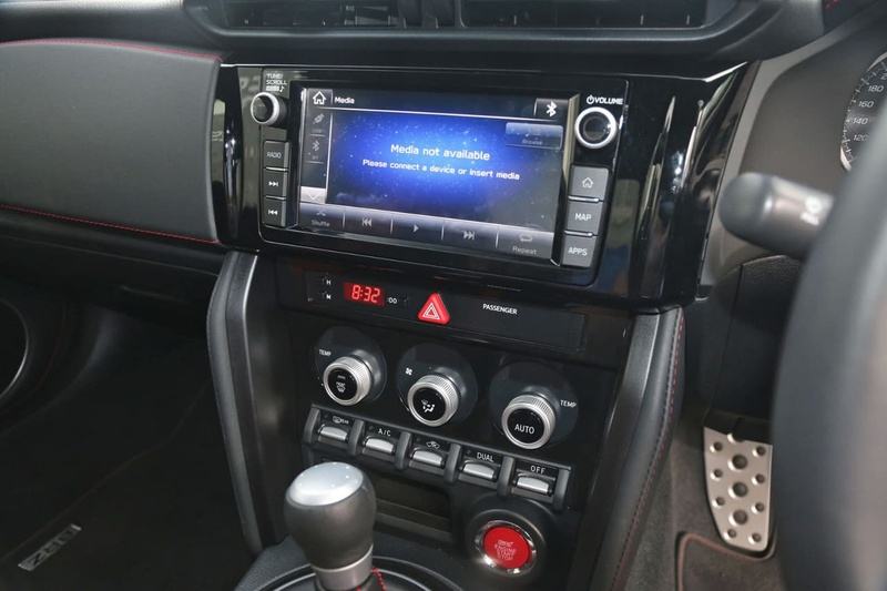 SUBARU BRZ tS Z1 tS. Coupe 2dr Spts Auto 6sp 2.0i [MY18]