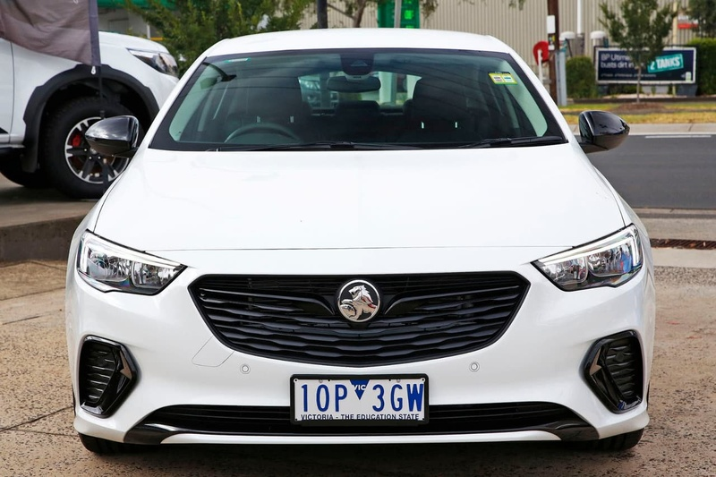 HOLDEN COMMODORE RS ZB RS Liftback 5dr Spts Auto 9sp AWD 3.6i [MY18]