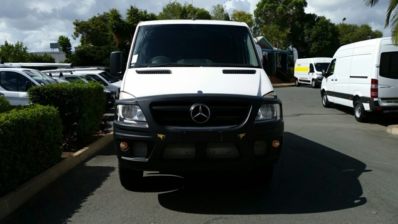 MERCEDES-BENZ SPRINTER 316CDI NCV3 316CDI Transfer Bus Low Roof MWB 12st 4dr Auto 5sp 2.1DT [MY11]