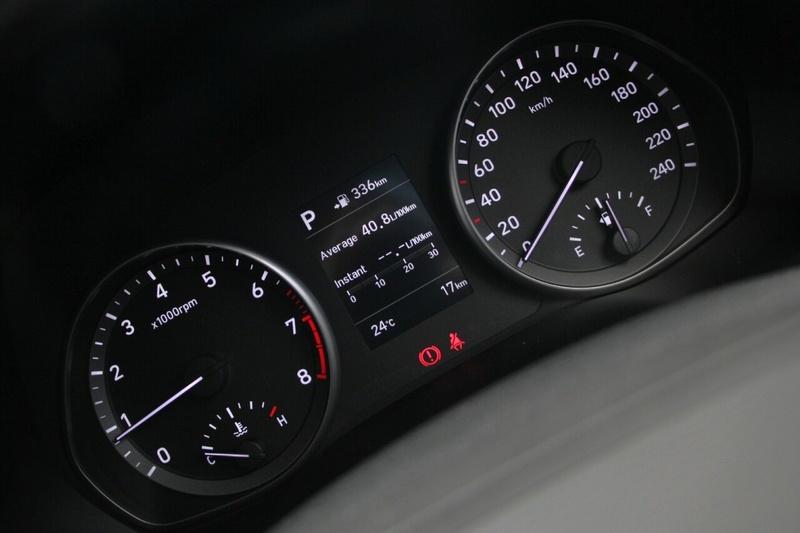 HYUNDAI I30 GO SMARTSENSE PD Go Hatchback 5dr Spts Auto 6sp 2.0i [MY19]