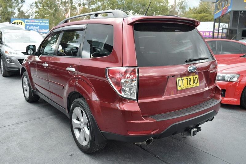 SUBARU FORESTER XT S3 XT Premium. Wagon 5dr Spts Auto 4sp AWD 2.5T [MY09]