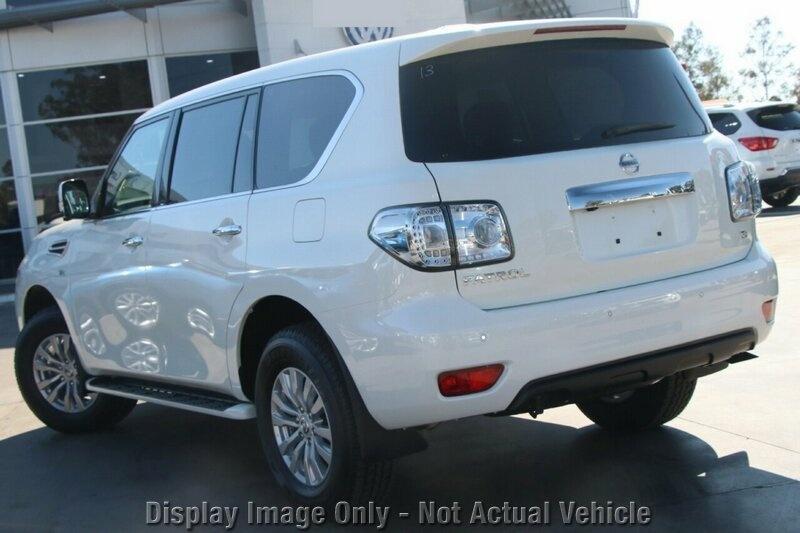 NISSAN PATROL Ti Y62 Series 4 Ti Wagon 8st 5dr Spts Auto 7sp 4x4 5.6i