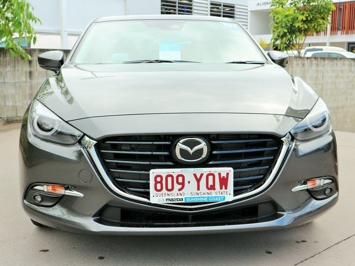 MAZDA 3 SP25 BN Series SP25 Astina Sedan 4dr SKYACTIV-MT 6sp 2.5i (5yr warranty) [Aug]