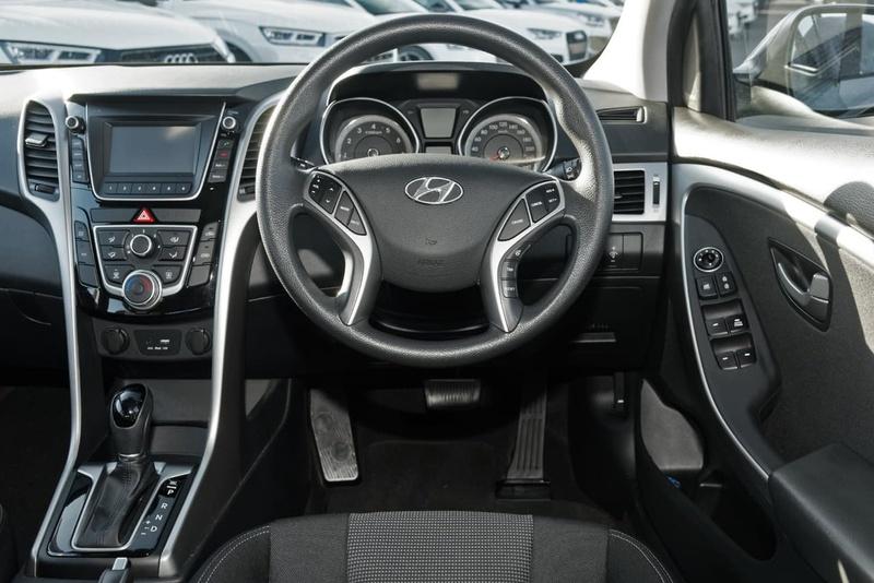 HYUNDAI I30 Active GD3 Series II Active Hatchback 5dr Spts Auto 6sp 1.8i [MY16]
