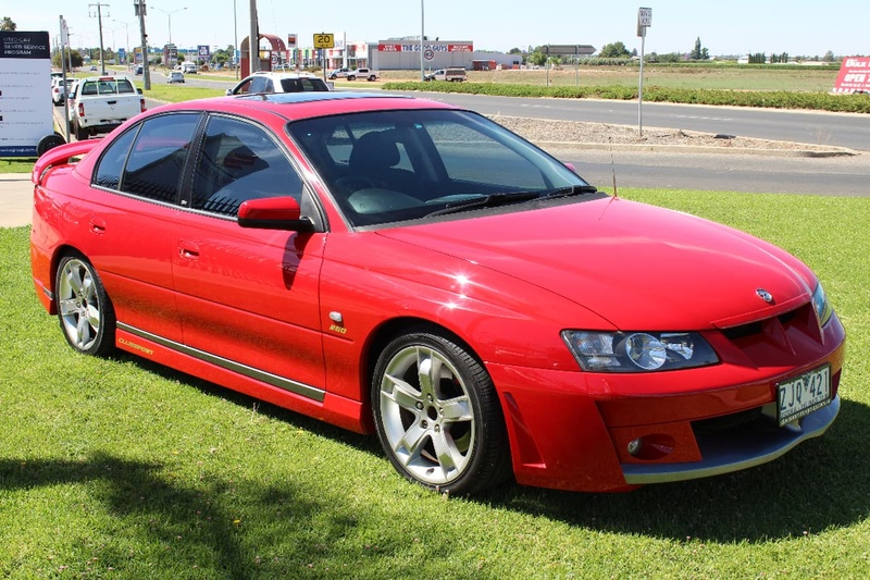HOLDEN SPECIAL VEHICLES CLUBSPORT  Y Sedan 4dr Auto 4sp 5.7i