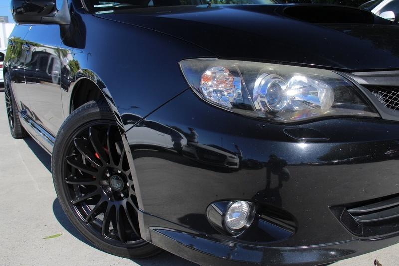 SUBARU IMPREZA WRX G3 WRX. Hatchback 5dr Man 5sp AWD 2.5T [MY10]