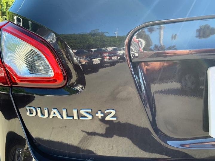 NISSAN DUALIS +2 J10 Series II +2 ST Hatch 7st 5dr X-tronic 6sp 2.0i [MY10]