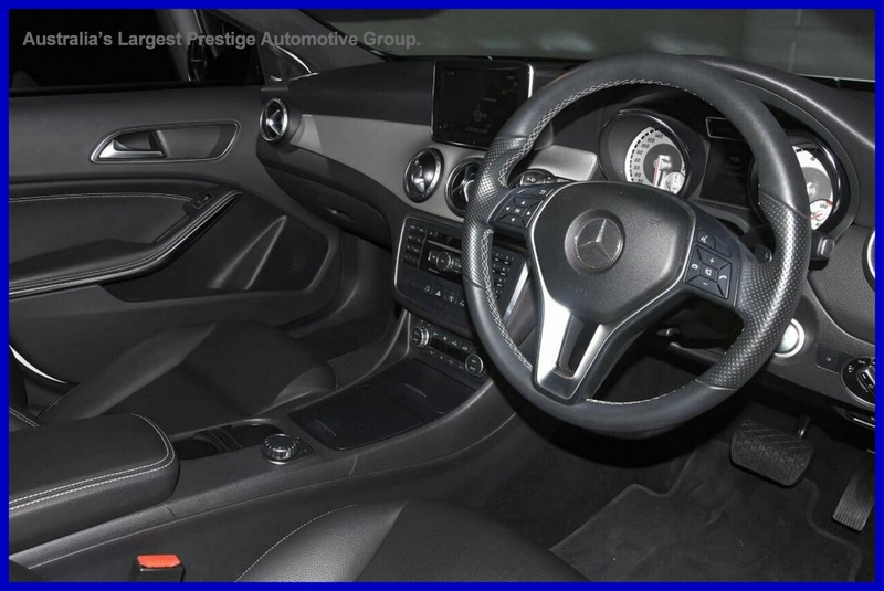 MERCEDES-BENZ GLA200 CDI  X156 Wagon 5dr DCT 7sp 2.1DT (Nov) [Nov]