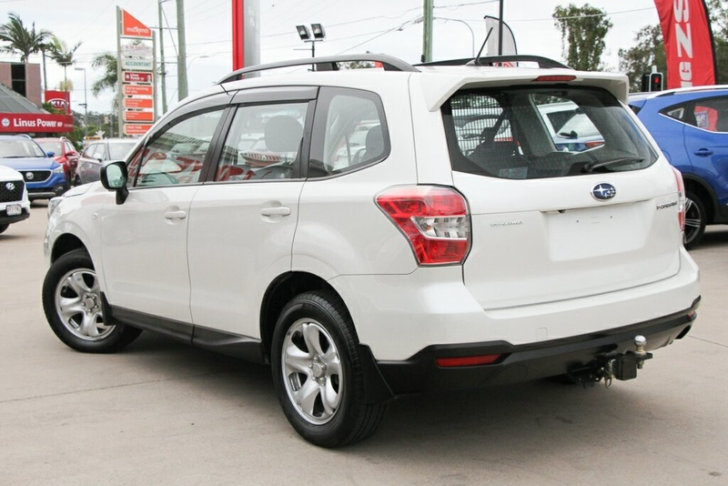 SUBARU FORESTER X S4 X. Wagon 5dr Lineartronic 6sp AWD 2.5i [MY14]