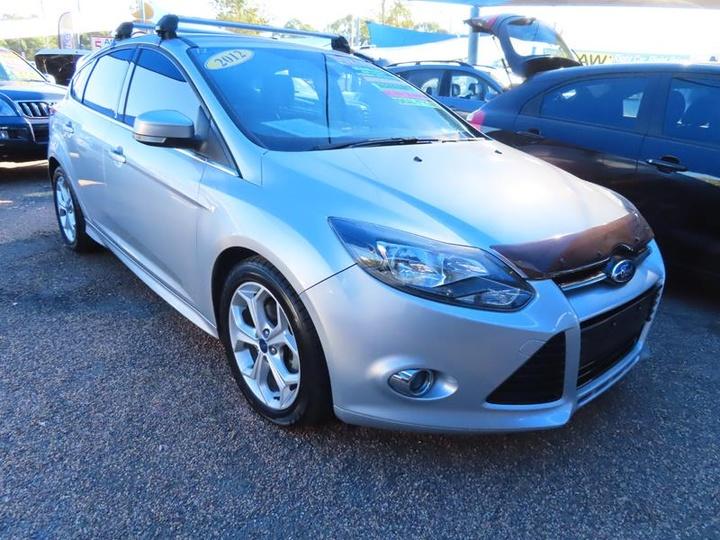 2012 Ford Focus Sport