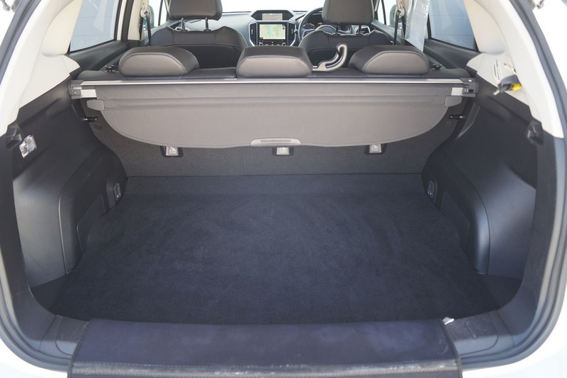 SUBARU IMPREZA 2.0i-S G5 2.0i-S. Hatchback 5dr CVT 7sp AWD [MY17]