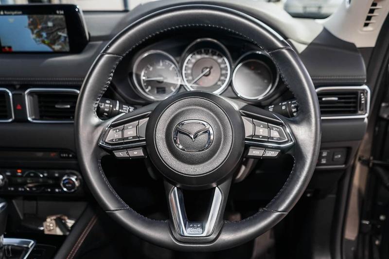 MAZDA CX-5 Akera KE Series 2 Akera Wagon 5dr SKYACTIV-Drive 6sp i-ACTIV AWD 2.2DTT