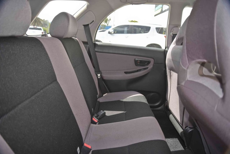 SUBARU IMPREZA WRX S WRX. Hatchback 5dr Man 5sp AWD 2.5T [MY06]