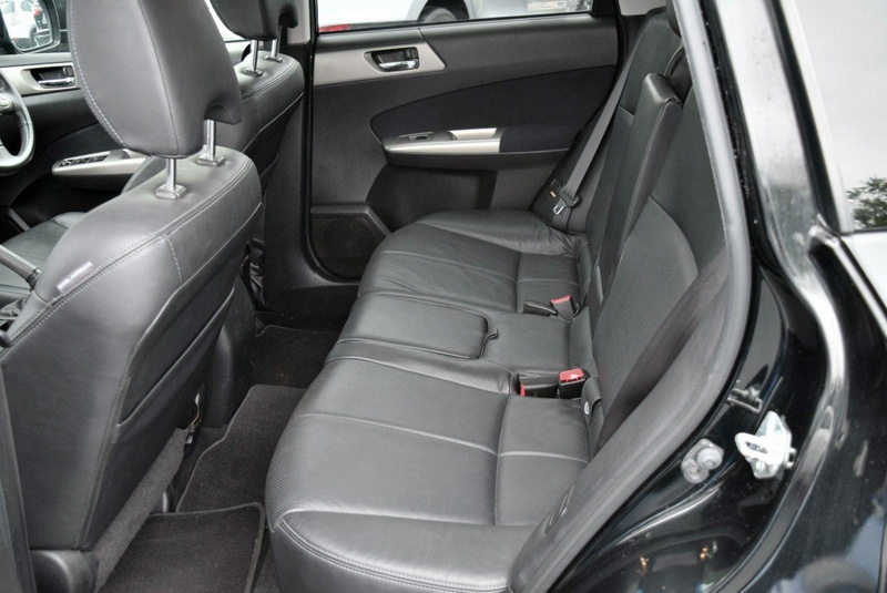 SUBARU FORESTER XT S3 XT Premium. Wagon 5dr Man 5sp AWD 2.5T [MY10]