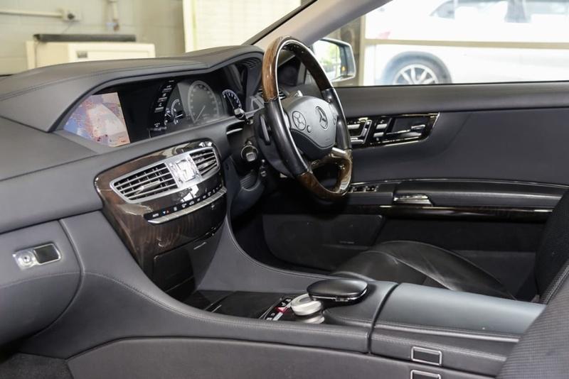 MERCEDES-BENZ CL500 BlueEFFICIENCY C216 BlueEFFICIENCY Coupe 2dr Spts Auto 7sp 4.7TT [MY11]