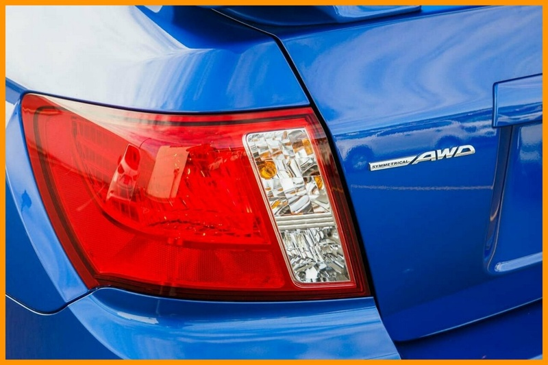 SUBARU IMPREZA WRX G3 WRX S-Edition. Sedan 4dr Man 5sp AWD 2.5T [MY13]