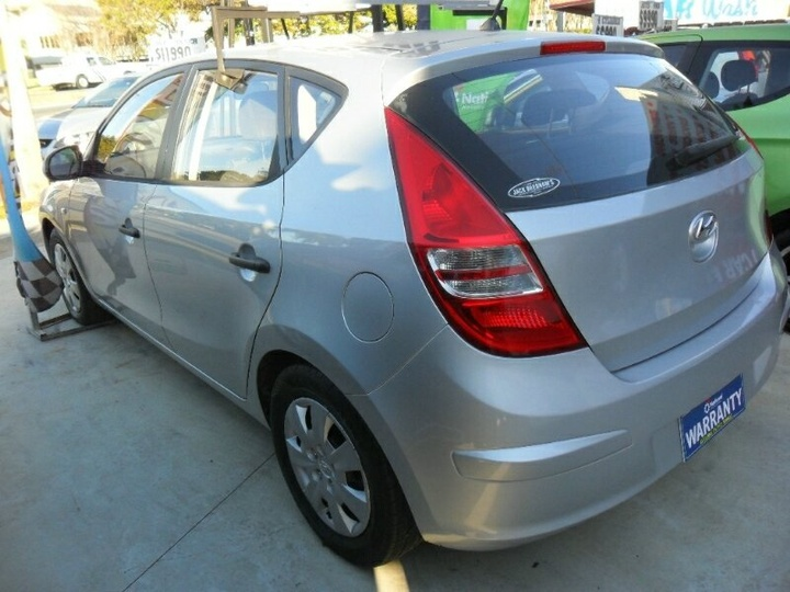 HYUNDAI I30 SLX FD SLX Hatchback 5dr Man 5sp 2.0i [MY11]
