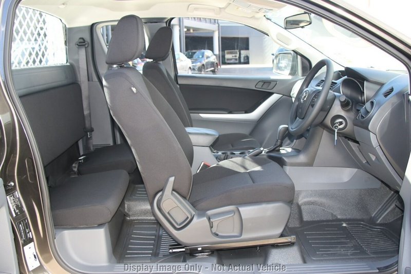MAZDA BT-50 XT UR XT Hi-Rider Cab Chassis Freestyle 4dr Spts Auto 6sp 4x2 3.2DT