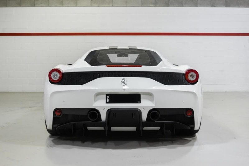 FERRARI 458 SPECIALE  F142 Coupe 2dr DCT 7sp 4.5i