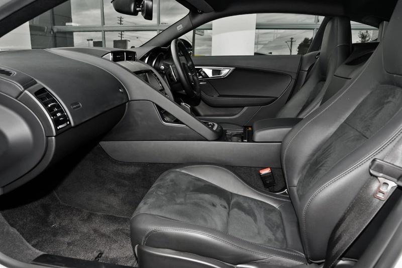JAGUAR F-TYPE  X152 Coupe 2dr Quickshift 8sp RWD 3.0SC [MY17]