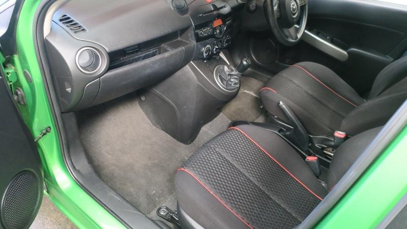 MAZDA 2 Neo DE Series 1 Neo Hatchback 5dr Man 5sp 1.5i [MY11]