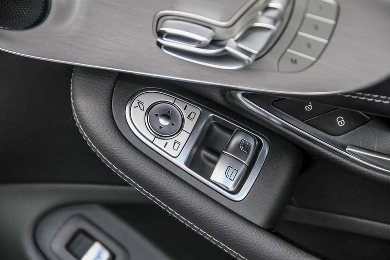 MERCEDES-BENZ C200  C205 Coupe 2dr 9G-TRONIC 9sp 2.0T