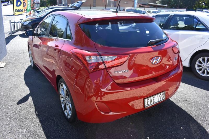 HYUNDAI I30 Premium GD Premium Hatchback 5dr Spts Auto 6sp 1.8i [May]