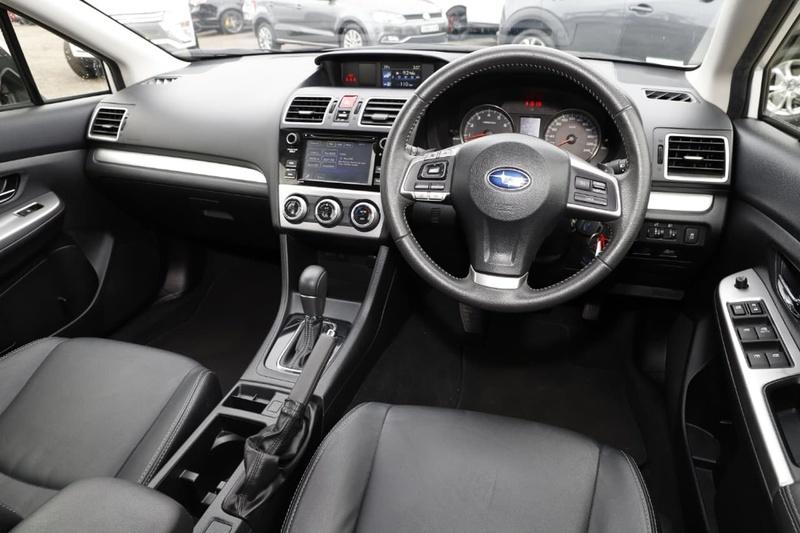 SUBARU IMPREZA 2.0i G4 2.0i Premium. Hatchback 5dr Lineartronic 6sp AWD [MY15]