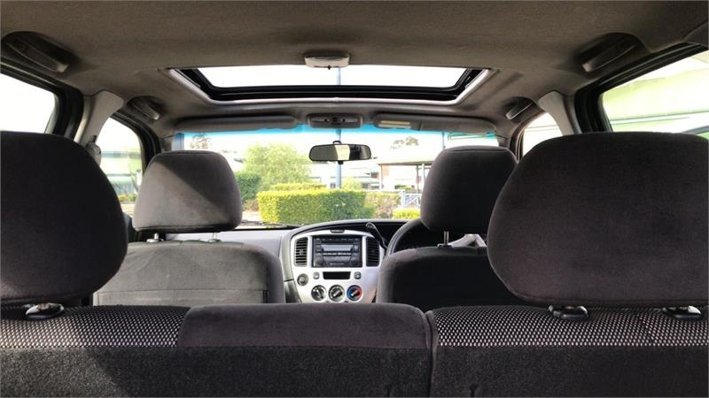 MAZDA TRIBUTE Limited Sport Limited Sport Wagon 5dr Auto 4sp 4x4 3.0i [MY03]