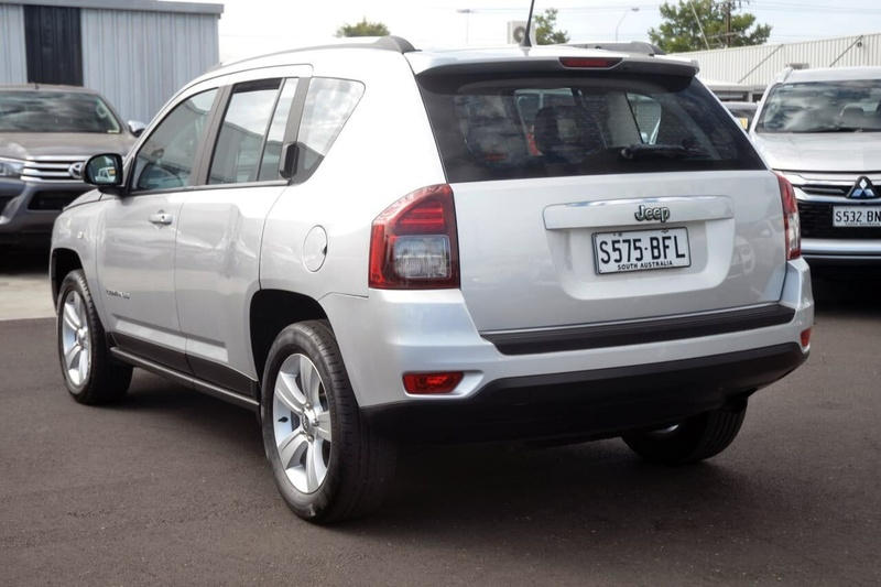 JEEP COMPASS Sport MK Sport Wagon 5dr CVT Auto Stick 6sp 2.0i [MY13]