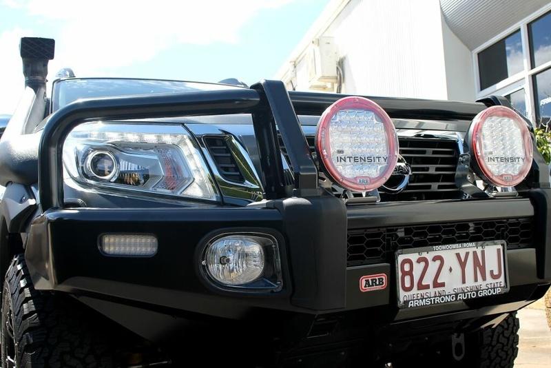 NISSAN NAVARA ST-X D23 Series 3 ST-X Utility Dual Cab 4dr Spts Auto 7sp 4x4 2.3DTT [Nov]