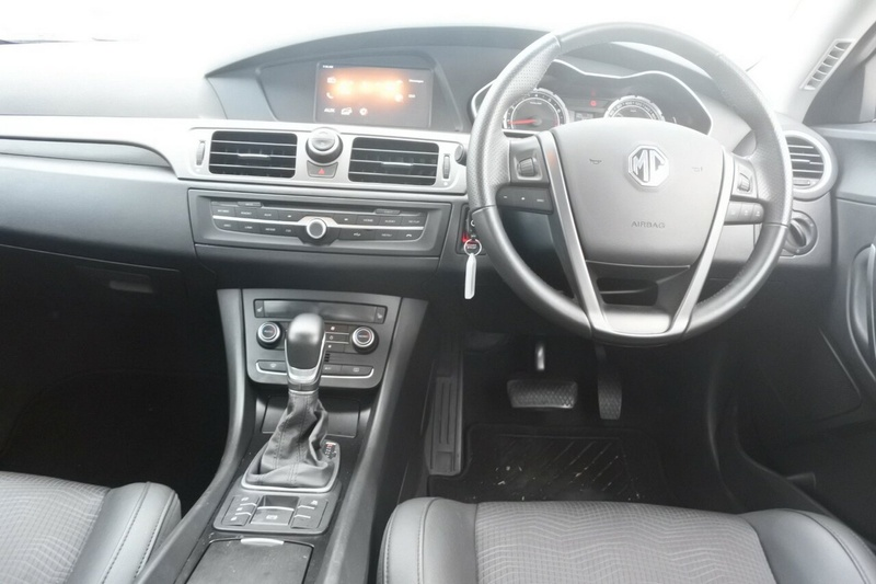 M.G. MG6 Excite Excite Hatchback 5dr SA DCT 6sp 1.8T
