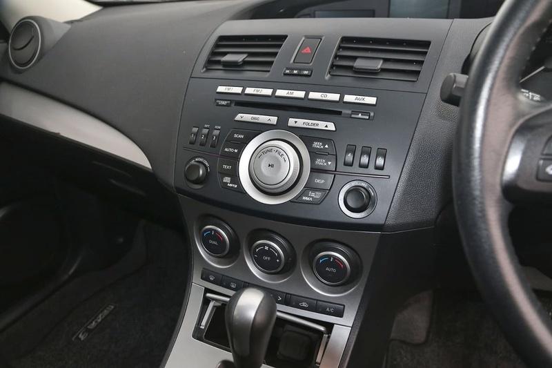 MAZDA 3 Maxx BL Series 1 Maxx Sport Hatchback 5dr Activematic 5sp 2.0i