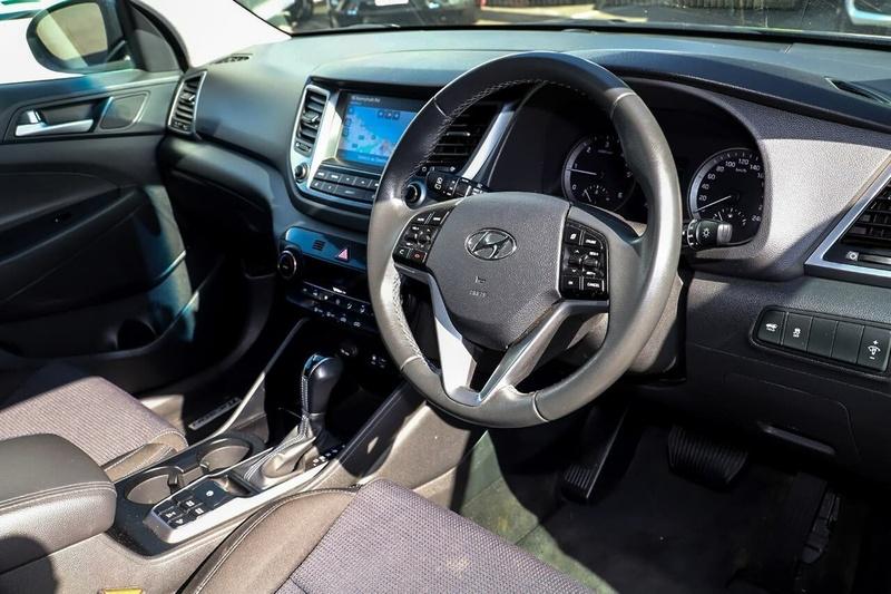 HYUNDAI TUCSON Elite TLe Elite Wagon 5dr Spts Auto 6sp AWD 2.0DT