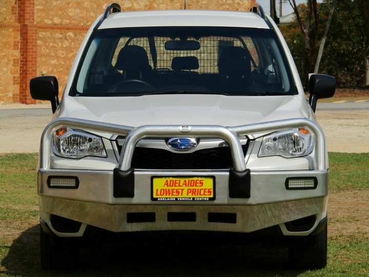 SUBARU FORESTER 2.0D S4 2.0D. Wagon 5dr Man 6sp AWD 2.0DT [MY14]