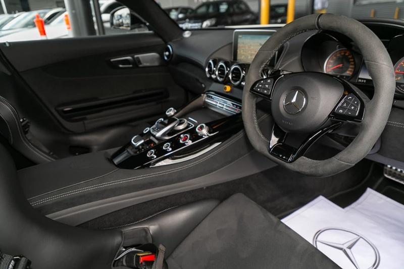 MERCEDES-BENZ AMG GT R C190 R Coupe 2dr SPEEDSHIFT DCT 7sp 4.0TT [Apr]