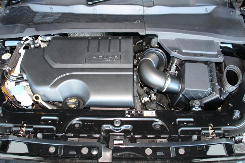 JAGUAR E-PACE P250 X540 P250 SE Wagon 5dr Spts Auto 9sp AWD 2.0T [MY19]
