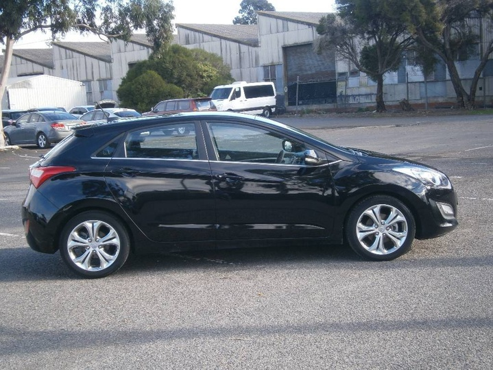 HYUNDAI I30 Premium GD Premium Hatchback 5dr Spts Auto 6sp 1.8i