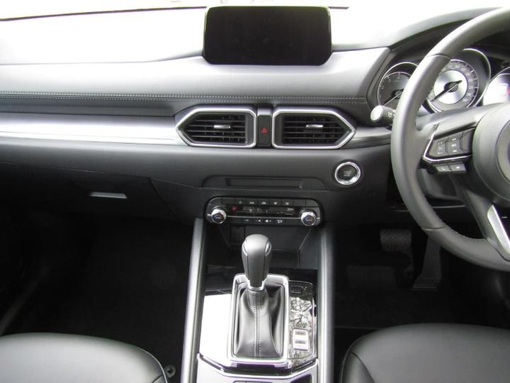 MAZDA CX-5 Touring KF Series Touring Wagon 5dr SKYACTIV-Drive 6sp i-ACTIV AWD 2.5i [Sep]