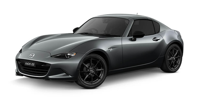 MAZDA MX-5  ND RF 2dr SKYACTIV-Drive 6sp 2.0i (5yr warranty)